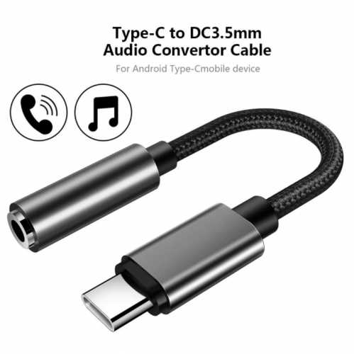 USB Type C轉3.5mm音頻數據線